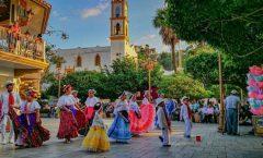Festival de Día de Muertos en Papantla